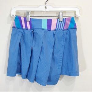 Ivivva Lululemon Size 10 Tennis Skort Shorts Skirt